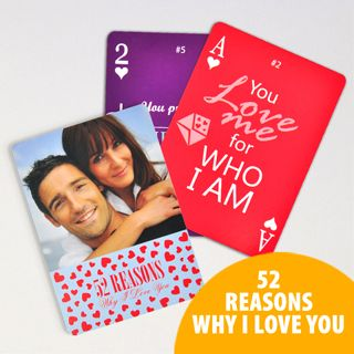 Best Reasons Why I Love You Images On Pinterest Game Cards - Best of 52 reasons why i love you cards templates ideas