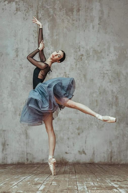Ana Turazashvili - dancer