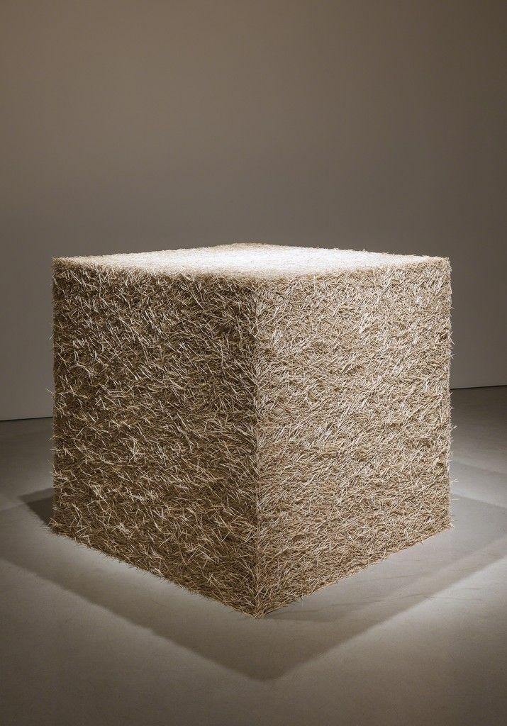 Tara Donovan, Untitled (Toothpicks), 2004, Quint Gallery