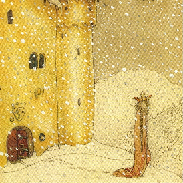 John Bauer: gifted, beautiful artist.
