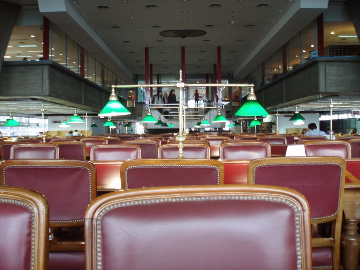 Galería de Clásicos de arquitectura: Biblioteca Nacional Mariano Moreno / Testa, Bullrich y Cazzaniga - 4