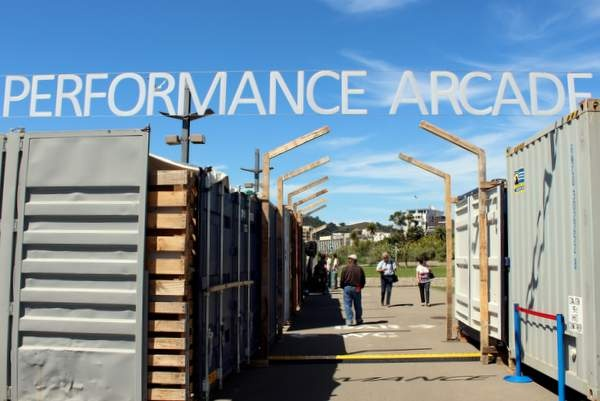 Performance Arcade Fringe Festival