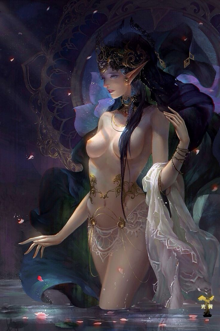 Accept. The erotic nude fantasy fairies can