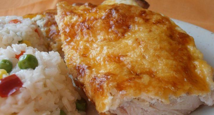 Tejfölben sült csirkecombok | APRÓSÉF.HU - receptek képekkel