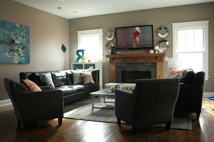 1000 ideas about apartment furniture layout on pinterest - Living room furniture layout examples ...