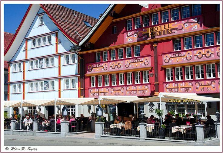 Swiss Journey 4 – Appenzell Innerrhoden - Appenzell, Appenzell Innerrhoden