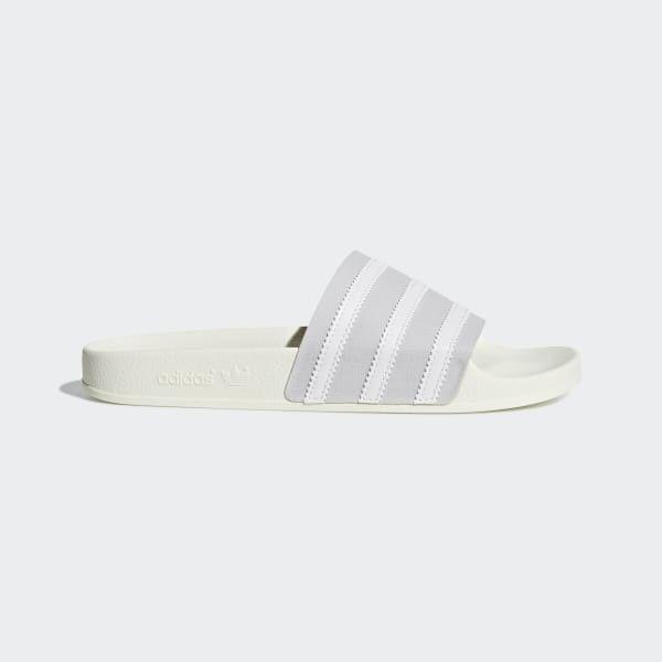 adidas Adilette Slides - Grey | adidas