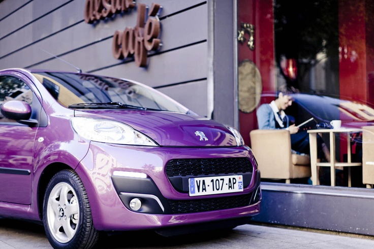 New Peugeot 107