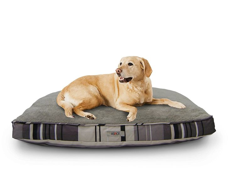 aspca reversible striped gusseted pillow bed read more at the image link