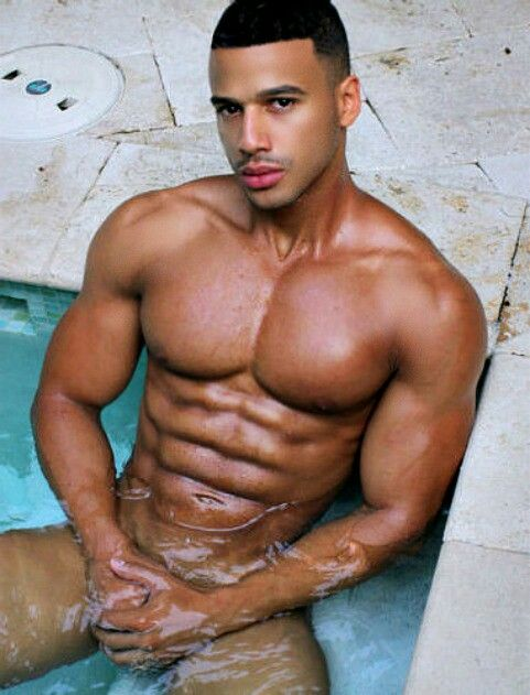 Beautiful nude black male models movies gay