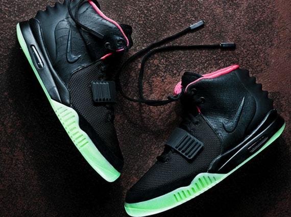 Nike Air Yeezy 2, solar red colouring, keeps getting better
