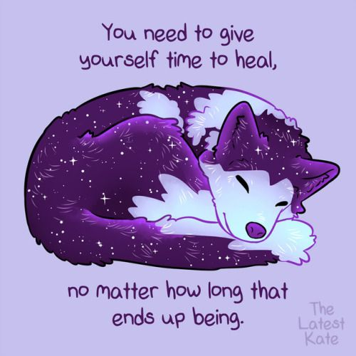 """nsvrc: """"thelatestkate: """" °˖✧*• Shop, Patreon *•. ✧˖°` """" Healing takes a long time. It's ok to be a work in progress. Just remember to never give up. We're here for you every step of the way. """""""