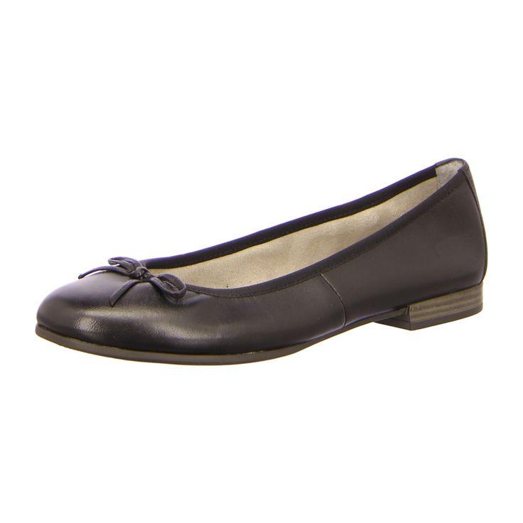 NEU: Tamaris Ballerinas Alena - 1-1-22116-26-001 - black -