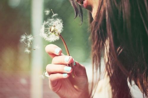 still making a wish