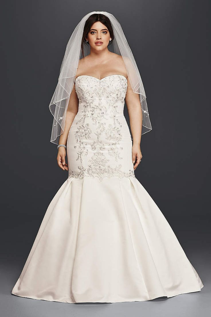 Rent wedding dress davids bridal   best A Few of our Favorite Things images on Pinterest  Wedding