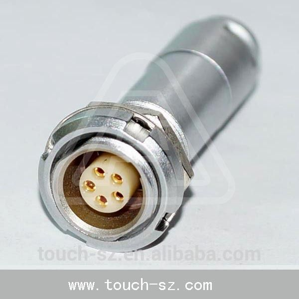 Touch 5 Pin Camera Cable Manufacturer --Taking Hirose & XLR & BNC Connector