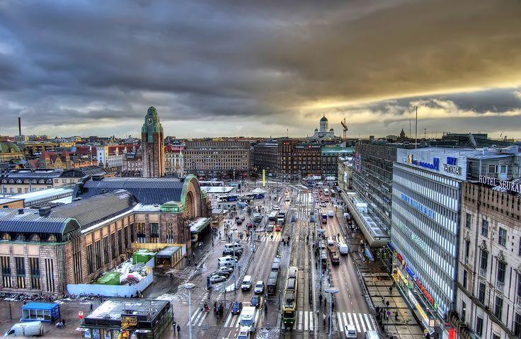 Central Railway Station (Helsinki)