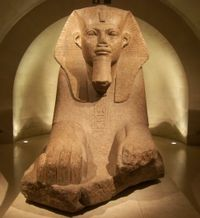 Skip the Line: Egyptian Antiquities Guided Tour at the Louvre Museum