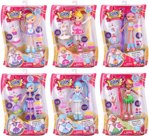 Betty-Spaghetty-Mix-Match-Style-Doll-Single-Pack-Choose-Your-Favourite