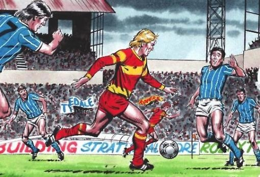 The rise and fall of the great British football comic   Will there ever be room for another Roy of the Rovers?   New Statesman
