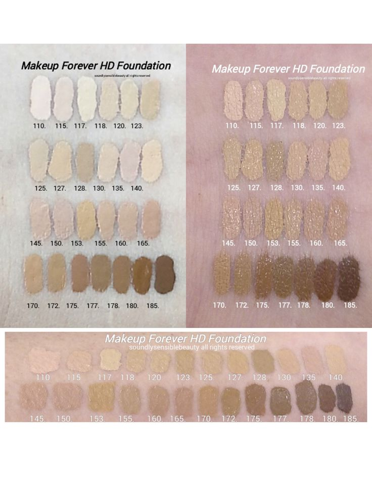 Makeup forever hd foundation macys