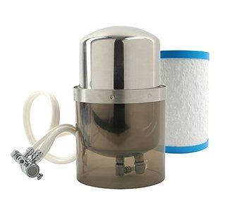 MultiPure MP750SC NEWEST MODEL Countertop Water Filter (can be converted to under-sink)