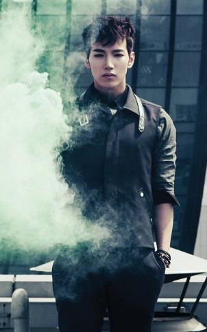 Jun.K ♡ #2PM 3rd Album 'Grown'