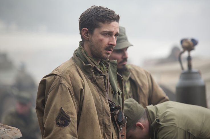 Shia LaBeouf | Did the actor find Christ while filming Fury, or was he just acting? - wow.. interesting Article