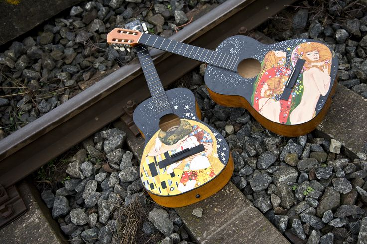 Gustav Klimt - gitary spolu