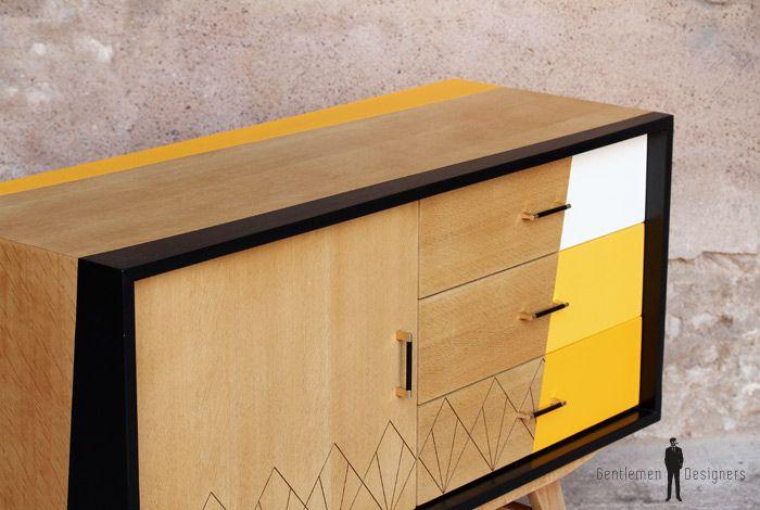 418 best enfilades buffets meubles tv images on pinterest. Black Bedroom Furniture Sets. Home Design Ideas