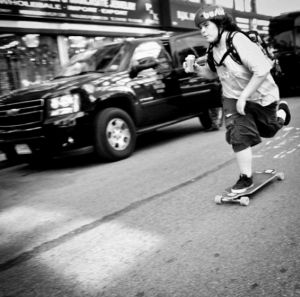 Don't be shy. Chase Jarvis lays out his 5 step guide to street and snapshot photography.