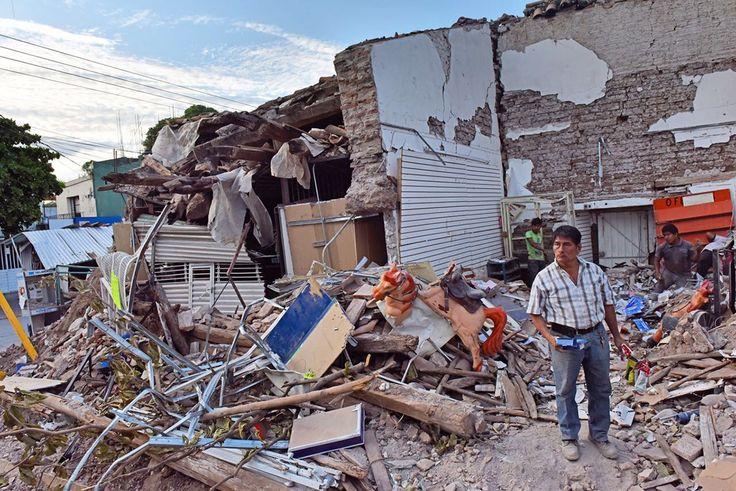 La Segob emite la declaratoria de desastre natural para 283 municipios de Oaxaca y 97 de Chiapas - proceso.com.mx