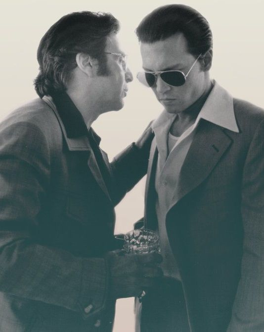 Donnie Brasco - Lefty and Donnie scheming while down in Florida #GangsterMovie #GangsterFlick