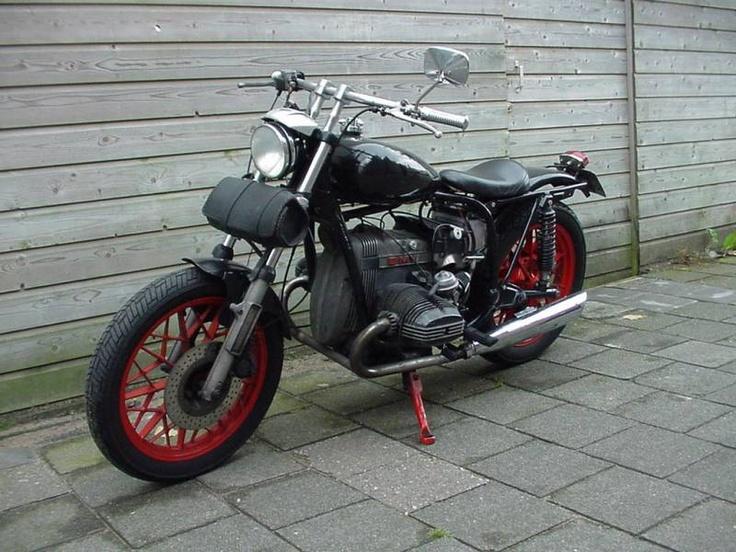 bmw r80 1982 chopper or bobber motorbikes bobber naked cafe ra. Black Bedroom Furniture Sets. Home Design Ideas