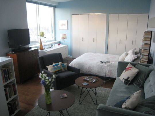 17 best images about love me small studio living on for Great studio apartment designs