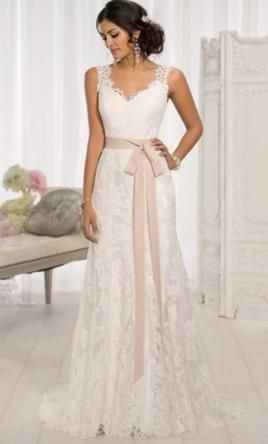 Essense of Australia D1639, $900 Size: 8 | New (Un-Altered) Wedding Dresses