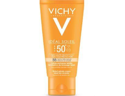 Vichy BB crème fluweelachtig spf50