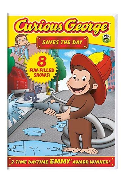 Frank Welker & Jeff Bennett - Curious George: Saves the Day
