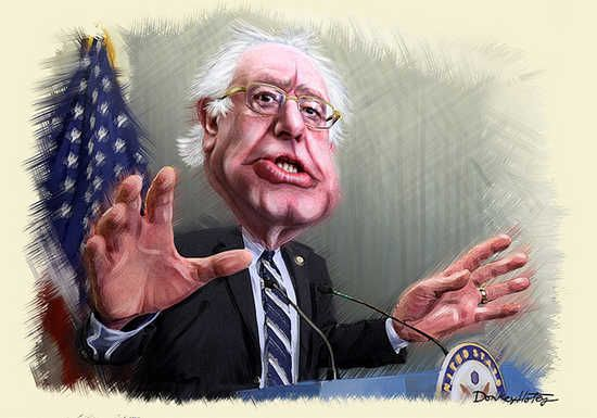 """Good Times - The Day Bernie Sanders Exposed 18 Top Corporate Tax Dodgers 