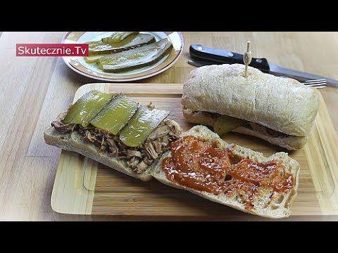 Pulled Pork Szarpana Wieprzowina Skutecznie Tv Video Przepisy