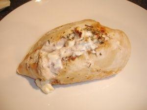 Dukan Recipe  Stuffed Chicken Breast. Pure Protein, Attack Phase. tasty-recipes