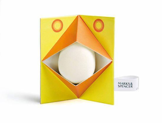 clever easter egg packaging
