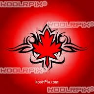 canadian maple leaf tattoo - Google Search