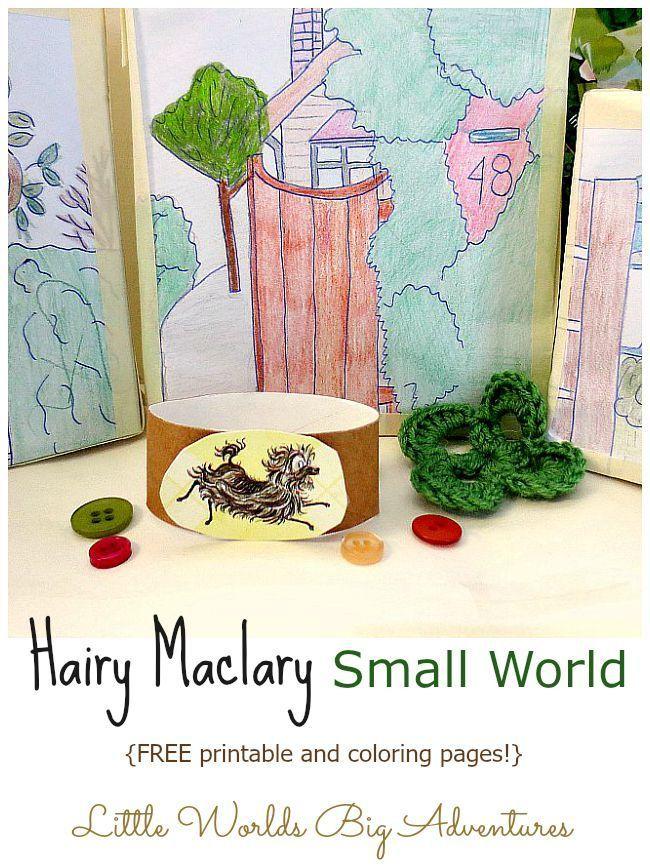 Hairy Maclary Small World Storytelling