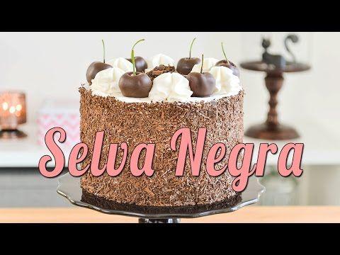 Torta Selva Negra ☆ Receta || Tan Dulce - YouTube