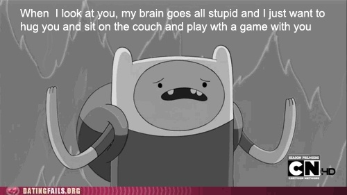 Adventure Time Knows Love