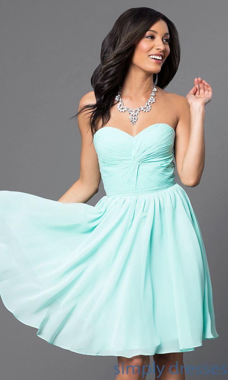63 best Dress images on Pinterest | Low cut dresses, Over the ...