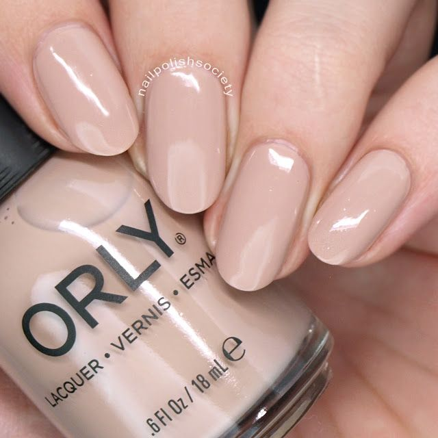 ORLY Die neue neutrale Kollektion (Herbst 2018 Color Pass Box) – Let's Talk Polish