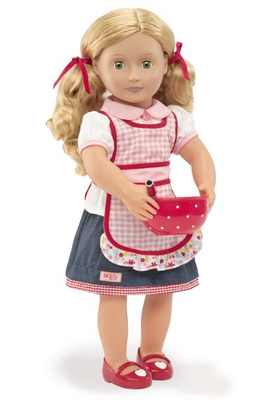 Jenny Our Generation Dolls Girl Doll Clothes Our