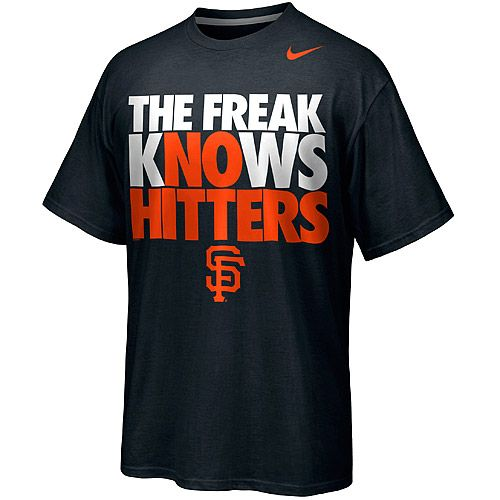 San Francisco Giants Tim Lincecum The Freak Knows Hitters